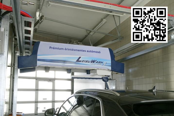 prémium értintésments autómosó Autó Széles